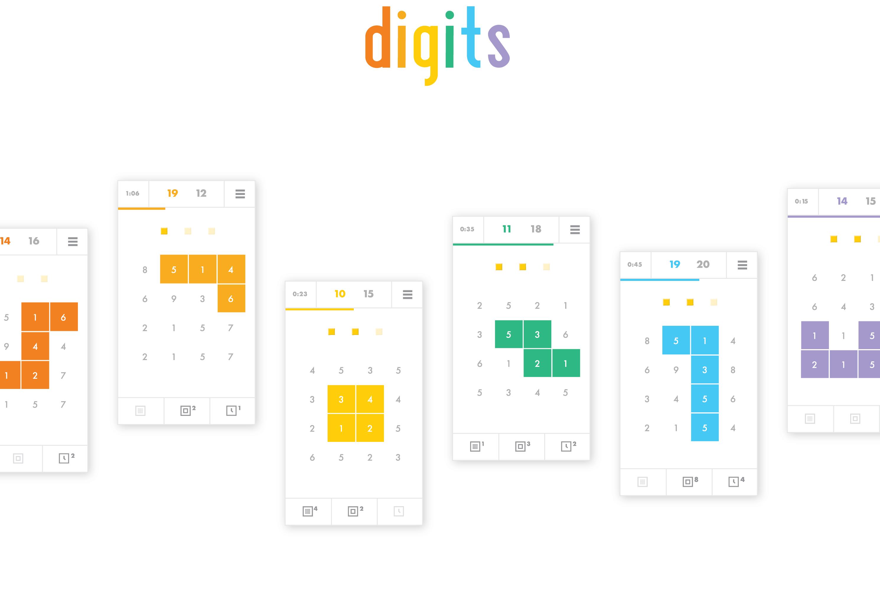 digitsLanding